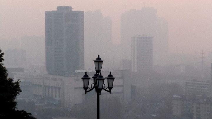 13至15日湖南将有一次重污染天气过程,请注意防范