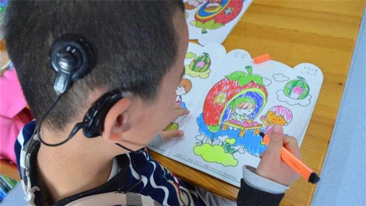 湖南出台残疾儿童康复救助细化标准 人工耳蜗救助7.5万