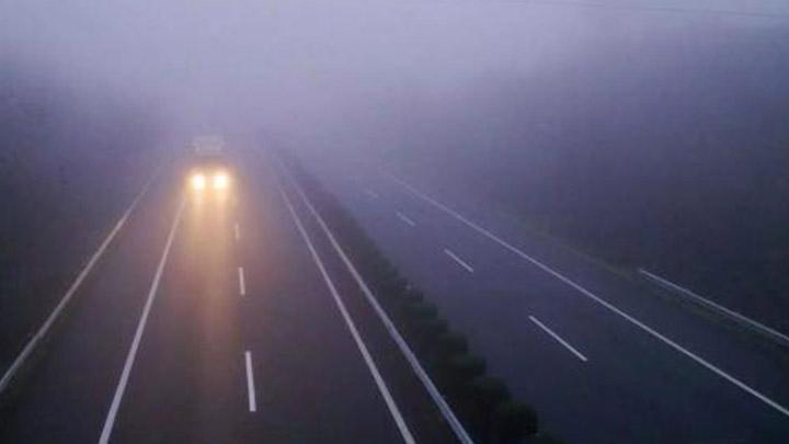 因起雾湖南13条高速66个收费站实行临时交通管制