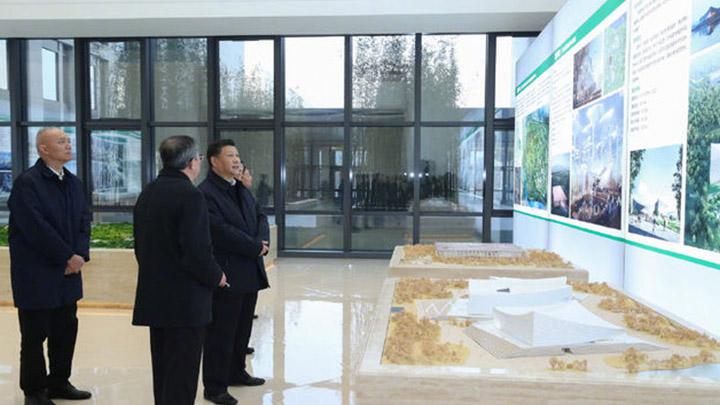 习近平考察北京城市副中心
