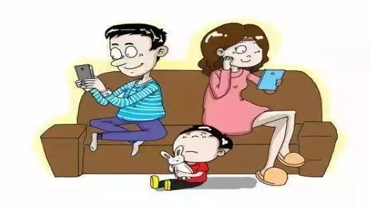 小学生满分作文:爸爸只要您能放下手机,我愿用生命换!