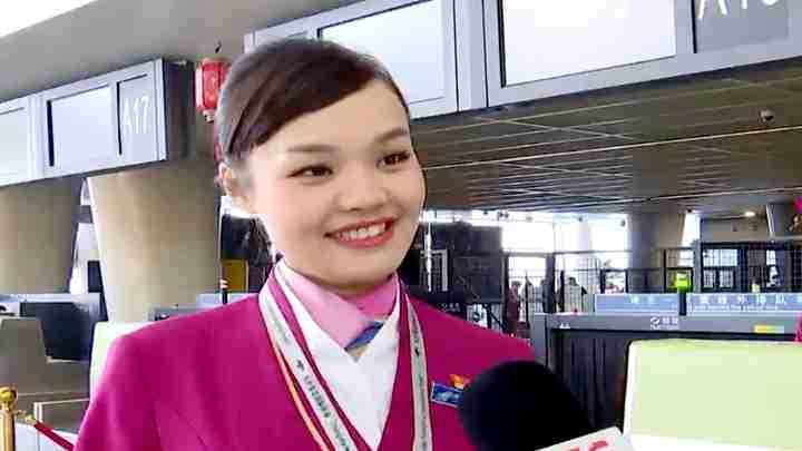 春运.回家的礼物(四)机场客服刘香伶:为旅客排忧解难