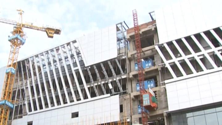 长沙汽车南站综合交通枢纽主体结构完工 新南站5月投入试运行