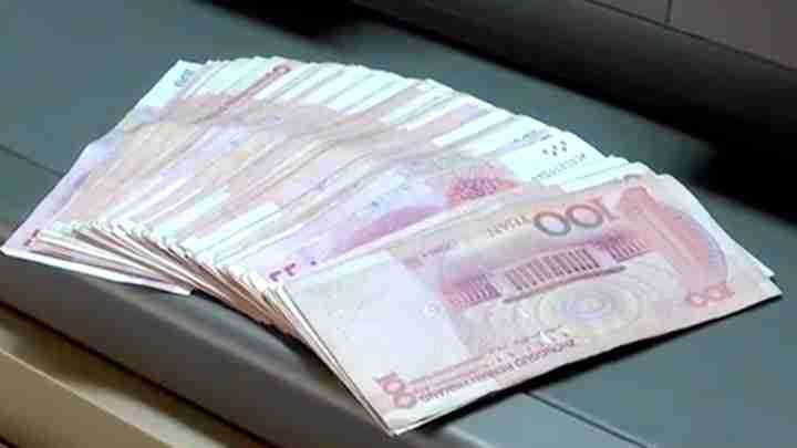 长沙警方今日集中返还诈骗案款千万元