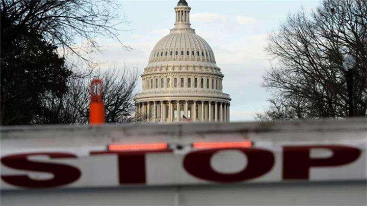 美国参院未通过结束停摆议案