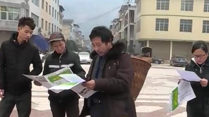 湘西龙山:首场招聘会 提供就业岗位3315个