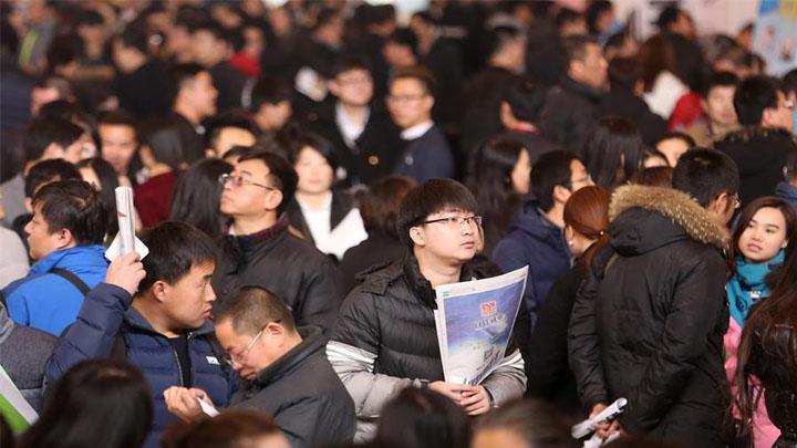 """2019年长沙市""""春风行动""""提供岗位近20万个"""