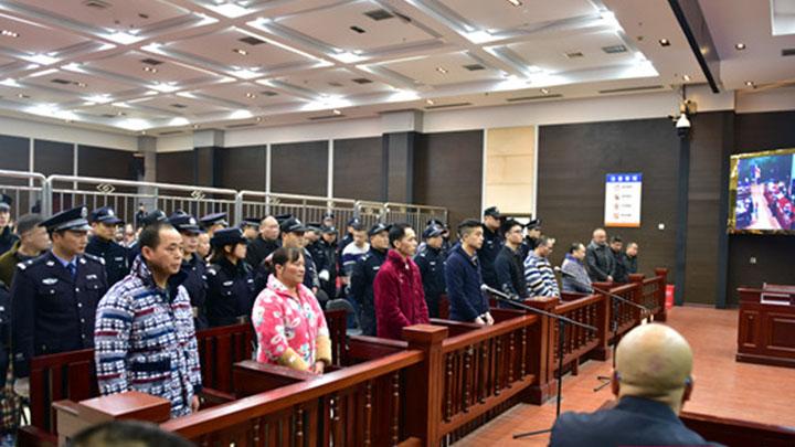 娄底注水牛肉案19人被判刑 最高获刑15年