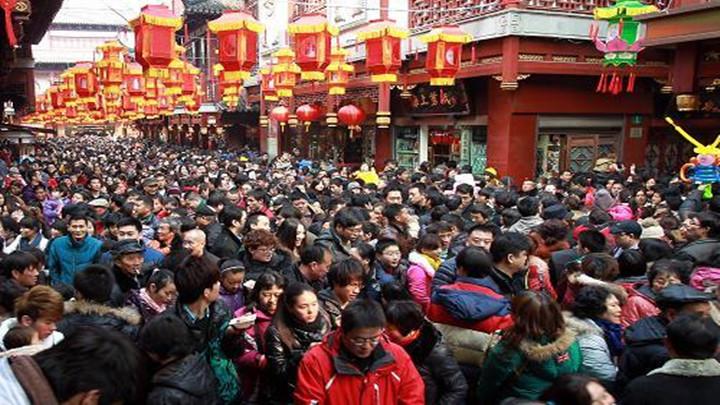 """春节""""首日游""""嗨动湖南 景区门票收入超6434万元"""