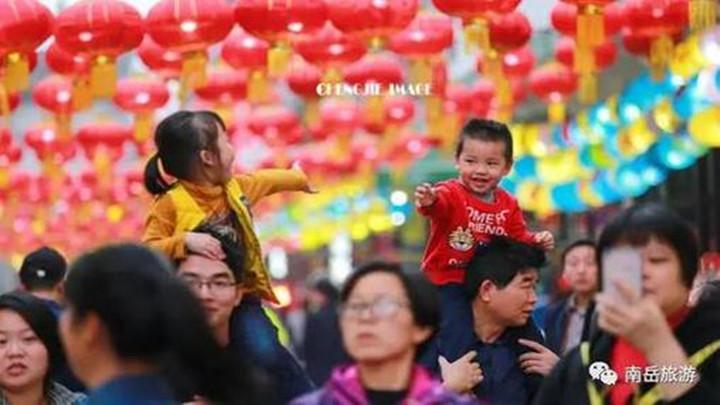 新春旅游市场红红火火 湖南接待游客163.74万人次