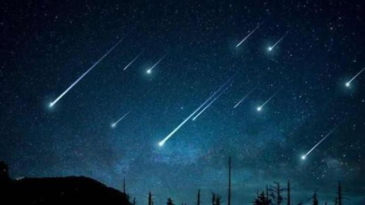 半人马座阿尔法流星雨8日光临地球