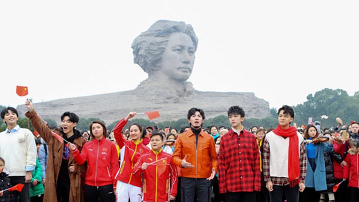 """""""网红""""长沙燃爆朋友圈:春节408万游客花掉38.44亿"""