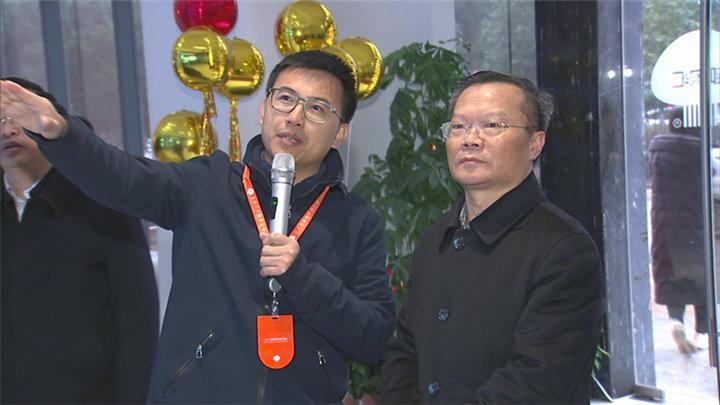 胡忠雄率队到长沙高新区开展进园区促发展专题调研