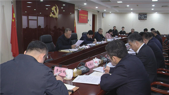 胡衡华在指导宁乡市委常委班子2018年度民主生活会时强调  在自我革命中加强自身建设