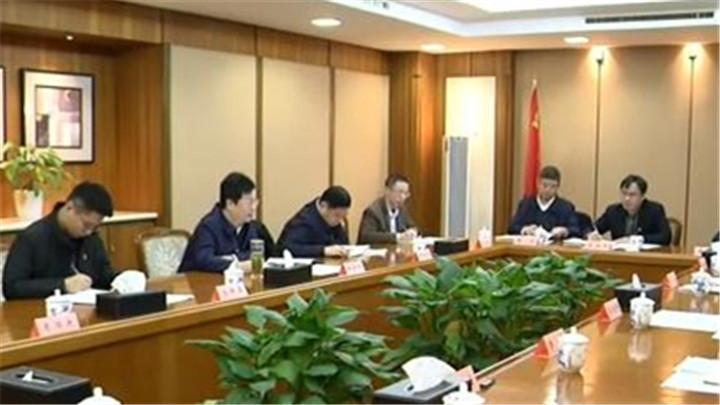 胡衡华参加市委办公厅机关党委一支部组织生活会
