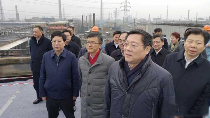 6年4赴清水塘,湖南省委书记杜家毫的湘江情怀
