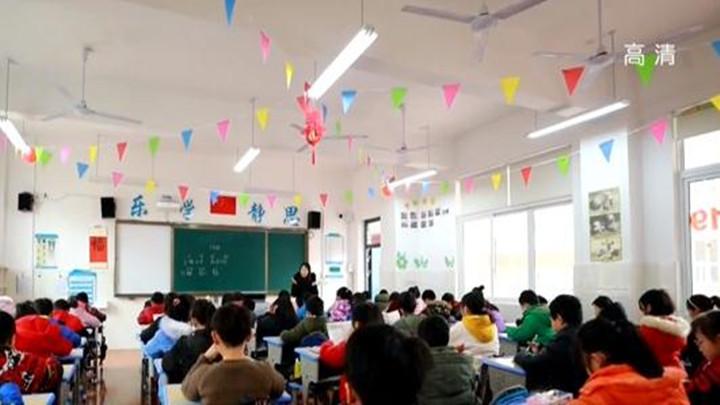 """长沙县:扩班+分流 为大班额""""瘦身""""开良方"""