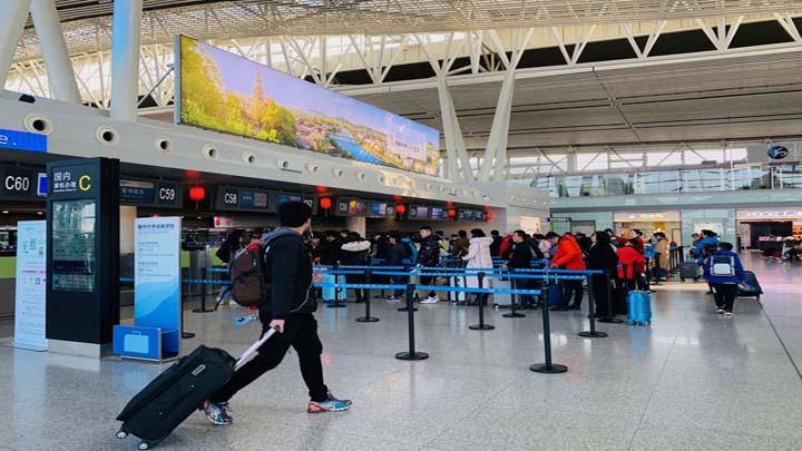 快讯!2019春运今日结束 长沙机场预计旅客吞吐量近300万人次