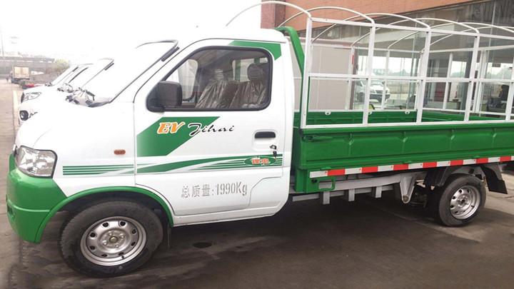 长沙对新能源纯电动货车放宽通行