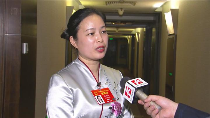 独家V视 | 全国人大代表成新湘建议:振兴工艺美术产业 发扬中华优秀传统文化