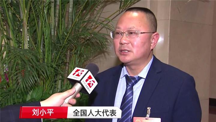独家V视 | 全国人代表刘小平:加强企业养老保险金交纳管理 帮助企业做大做强