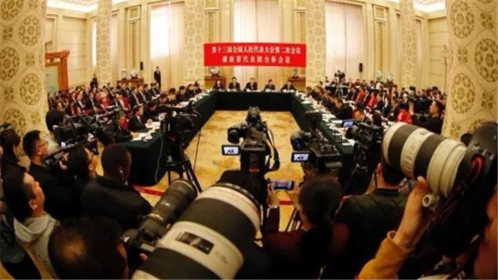 傅奎答记者问:这些行为一经查实,先免职后处分