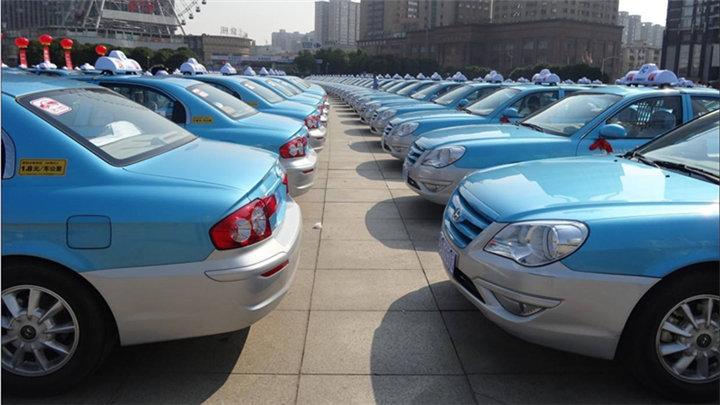 """长沙已有8166台出租车纳入GPS监管平台 市民可通过""""爱心寻物""""平台寻找失物"""