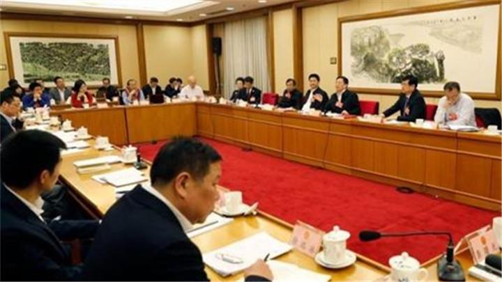 """湖南代表团分组审议""""两高""""工作报告"""