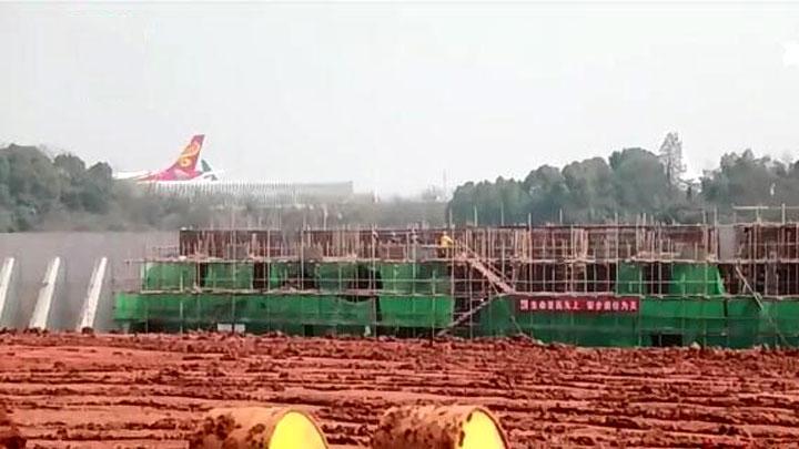 黄花机场供油(改)扩建工程机场油库迁建项目预计6月底完成土方施工