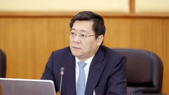 省十三届人大常委会举行第十次会议 杜家毫主持会议