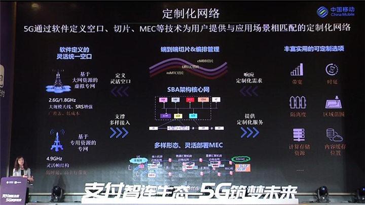 2019岳麓峰会举行5G智能与移动支付高峰论坛