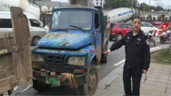 一个月查处重型货车违法531起,打好蓝天保卫战,雨花这样做