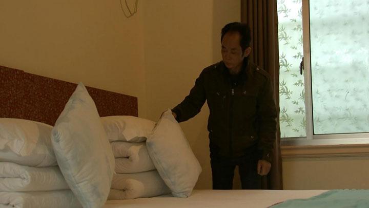 长沙县:乡村民宿带热 一方经济 绿水青山带来真金白银