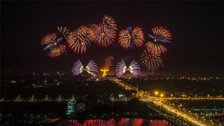 第十四届中国(浏阳)国际花炮文化节将于5月举行