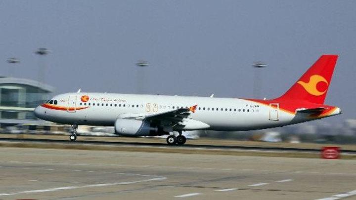天津航空一6旬旅客向发动机投6枚硬币祈福,被警方带走