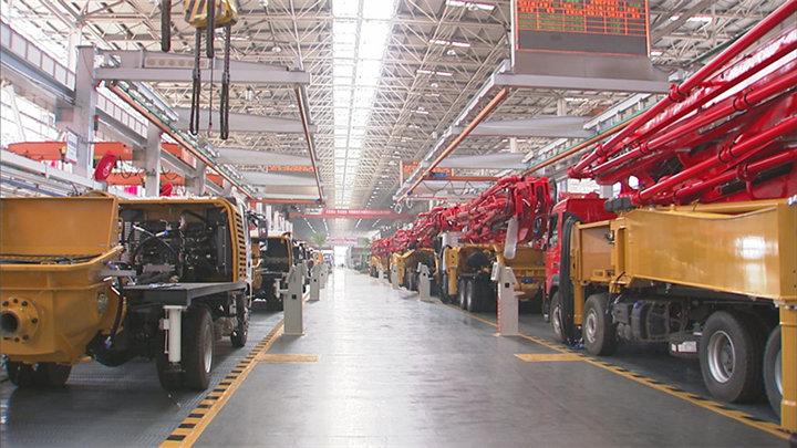 全球1150家工程机械产业链企业聚长沙 囊括行业世界50强近半数