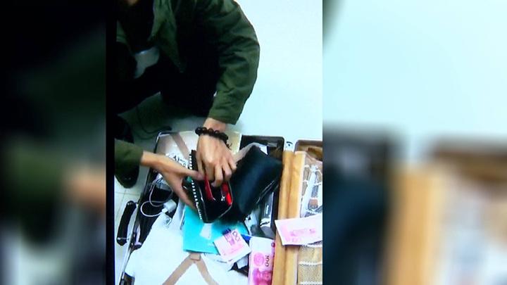 凌晨2点!长沙的哥吃宵夜捡到行李箱,打开发现4万现金…