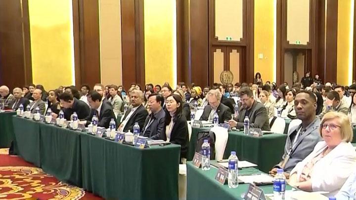 一带一路朋友圈:37国领导人来华 近5000名外宾与会