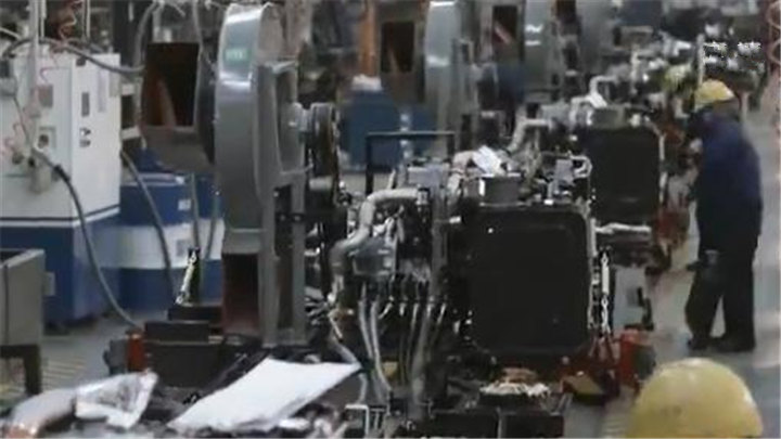 一季度长沙经开区工程机械、电子信息产业增速超26%