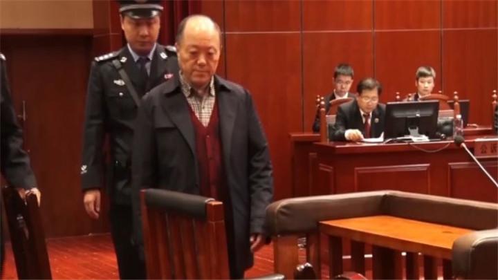 张家界市人大原副主任邓大渊受贿案开庭