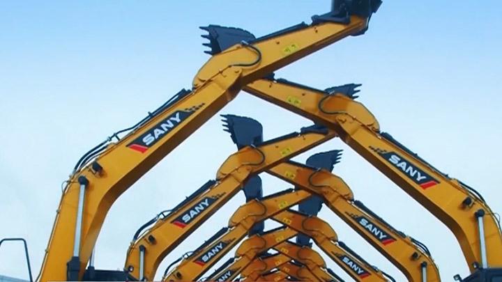聚焦长沙国际工程机械展 部分世界工程机械十强企业参展