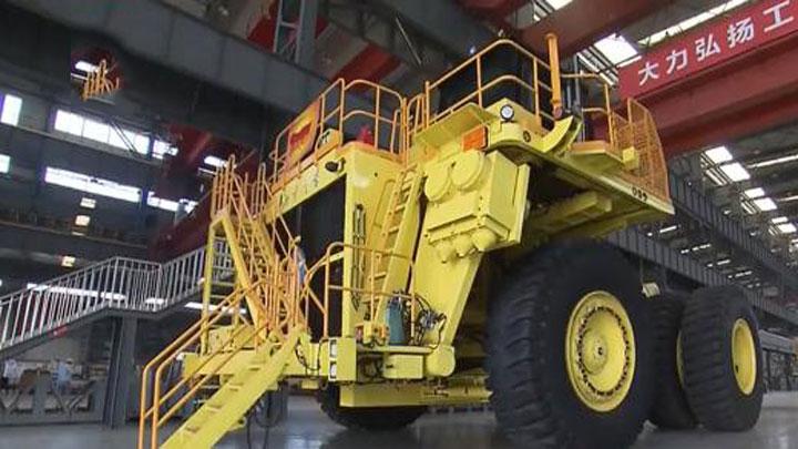 长沙国际工程机械展|湘电集团:打造世界级矿山装备
