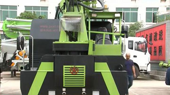 2019长沙国际工程机械展览会 浏阳高新区:5家企业携重量级产品亮相