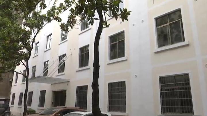 """长沙解放路一宿舍出租改""""医院""""?居民投诉维权"""