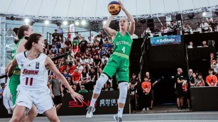 澳大利亚三人篮球国家队科尔:期待回到世界舞台上