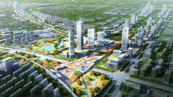 长沙南部片区起步区城市设计规划原则通过全国专家评审