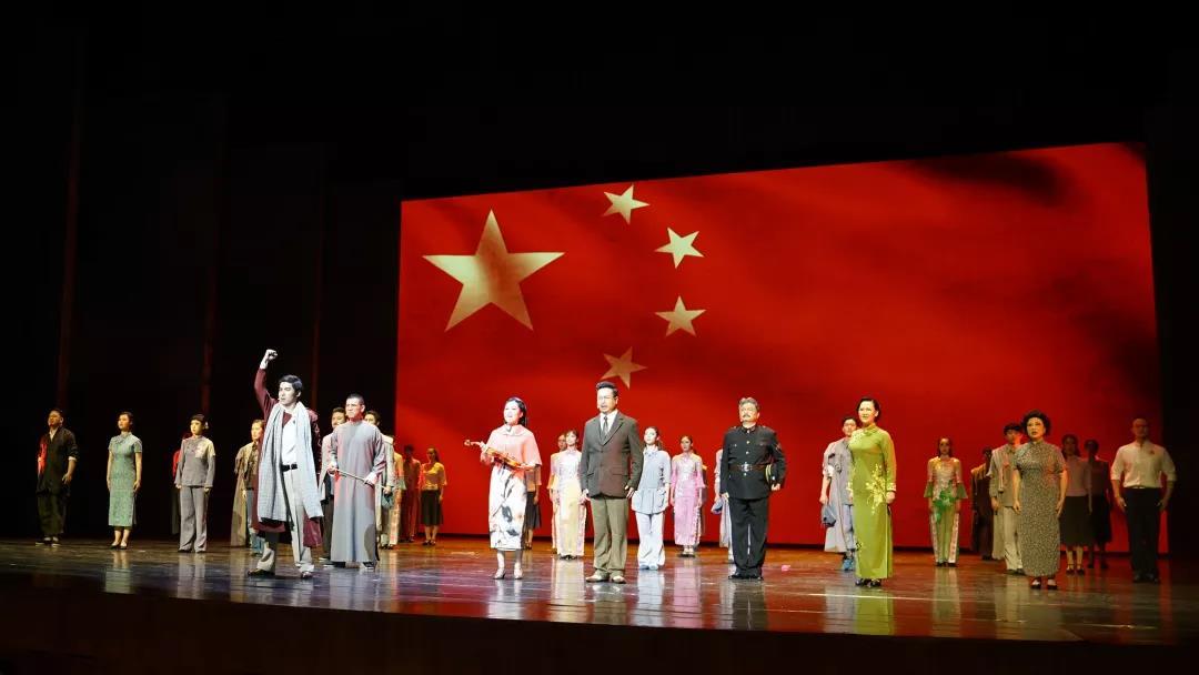 惠民6折抢票  献礼建国70周年 音乐剧《国之当歌》