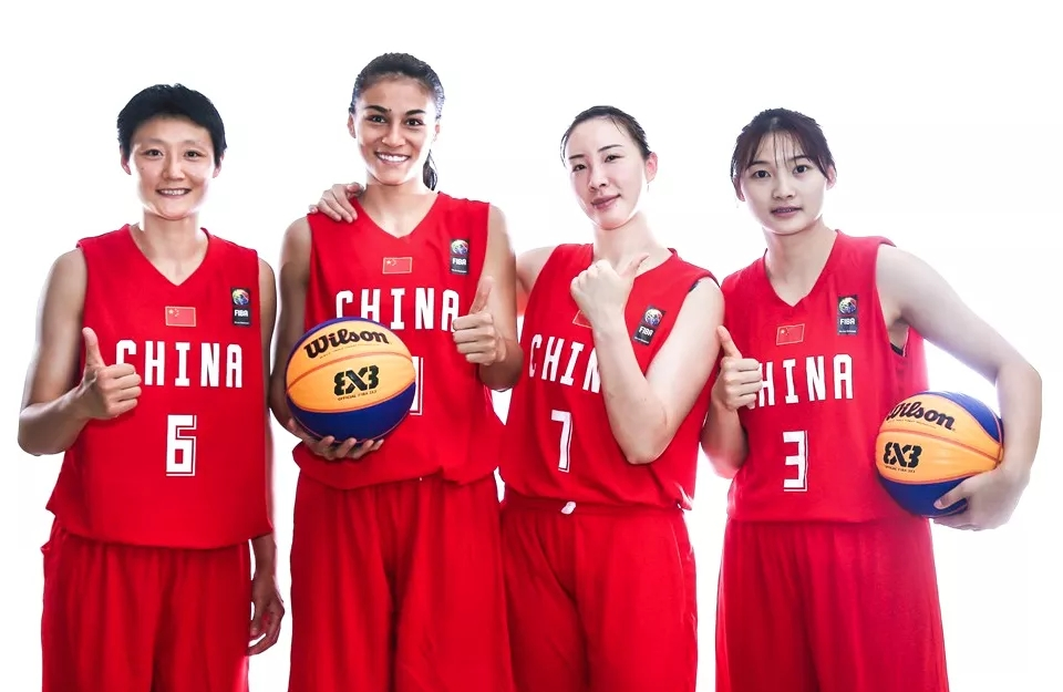 FIBA3X3亚洲杯丨整装待发,带你认识中国三人篮球女队