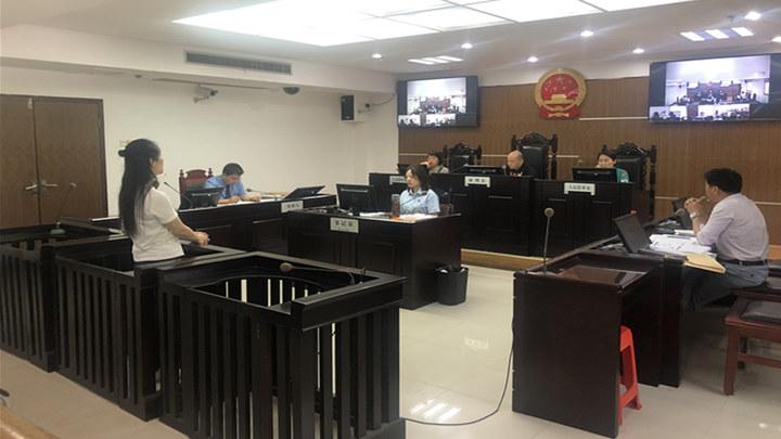 长沙一酒店女经理诈骗18人400余万购房款,今日法庭受审