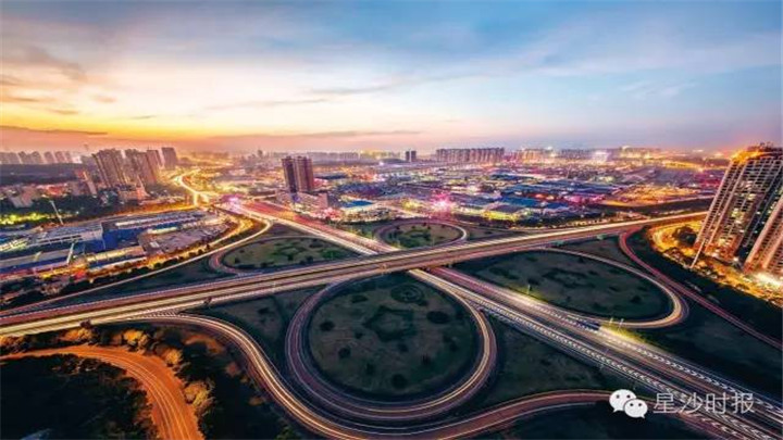 长沙经开区6个重大产业项目集中开工